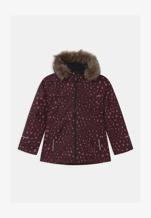 NKFSNOW LEOPARD  - Winter jacket - winetasting
