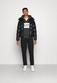 EA7 Emporio Armani - Down jacket - black - 1