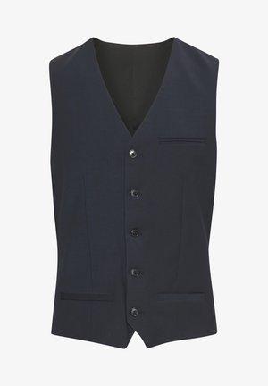 BRECK STRETCH - Suit waistcoat - navy blazer