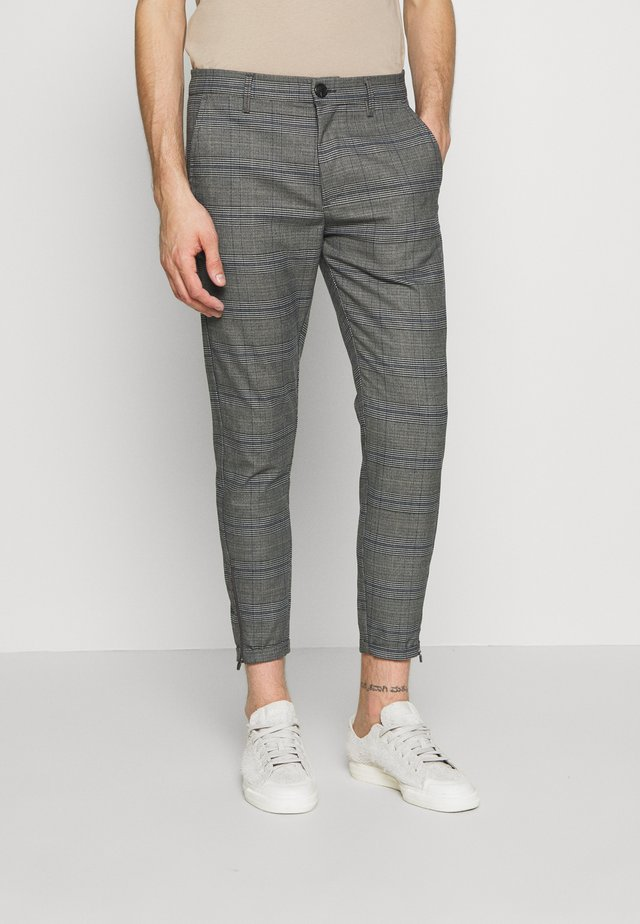 PISA CHINO  - Trousers - grey check