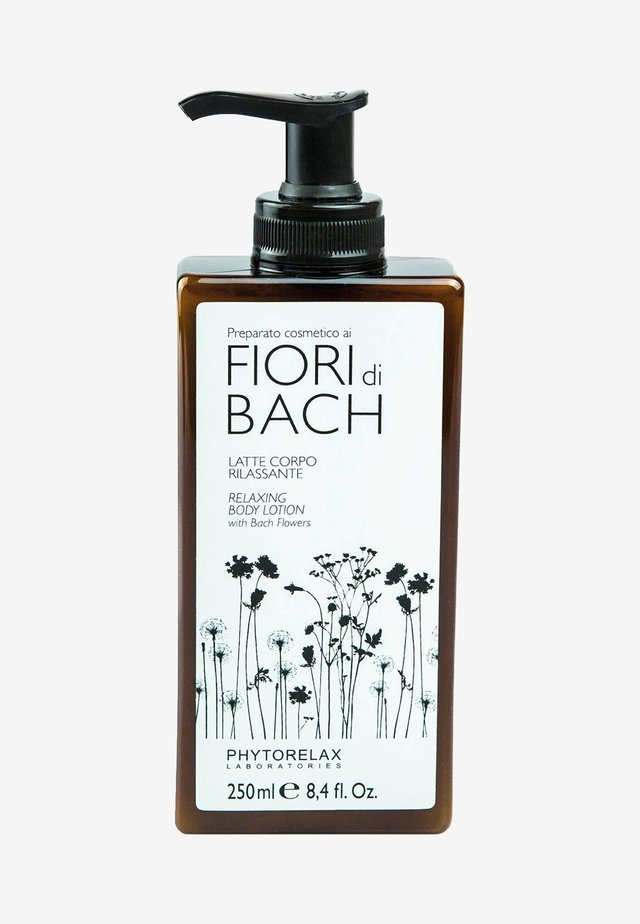 RELAXING BODY LOTION FIORI DI BACH  - Idratante - -