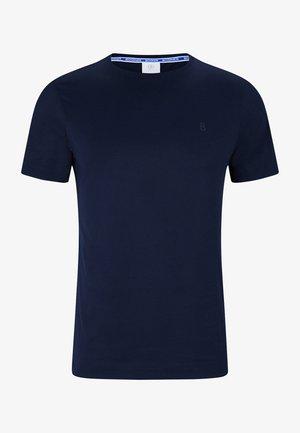 MATEO - Basic T-shirt - navy blau