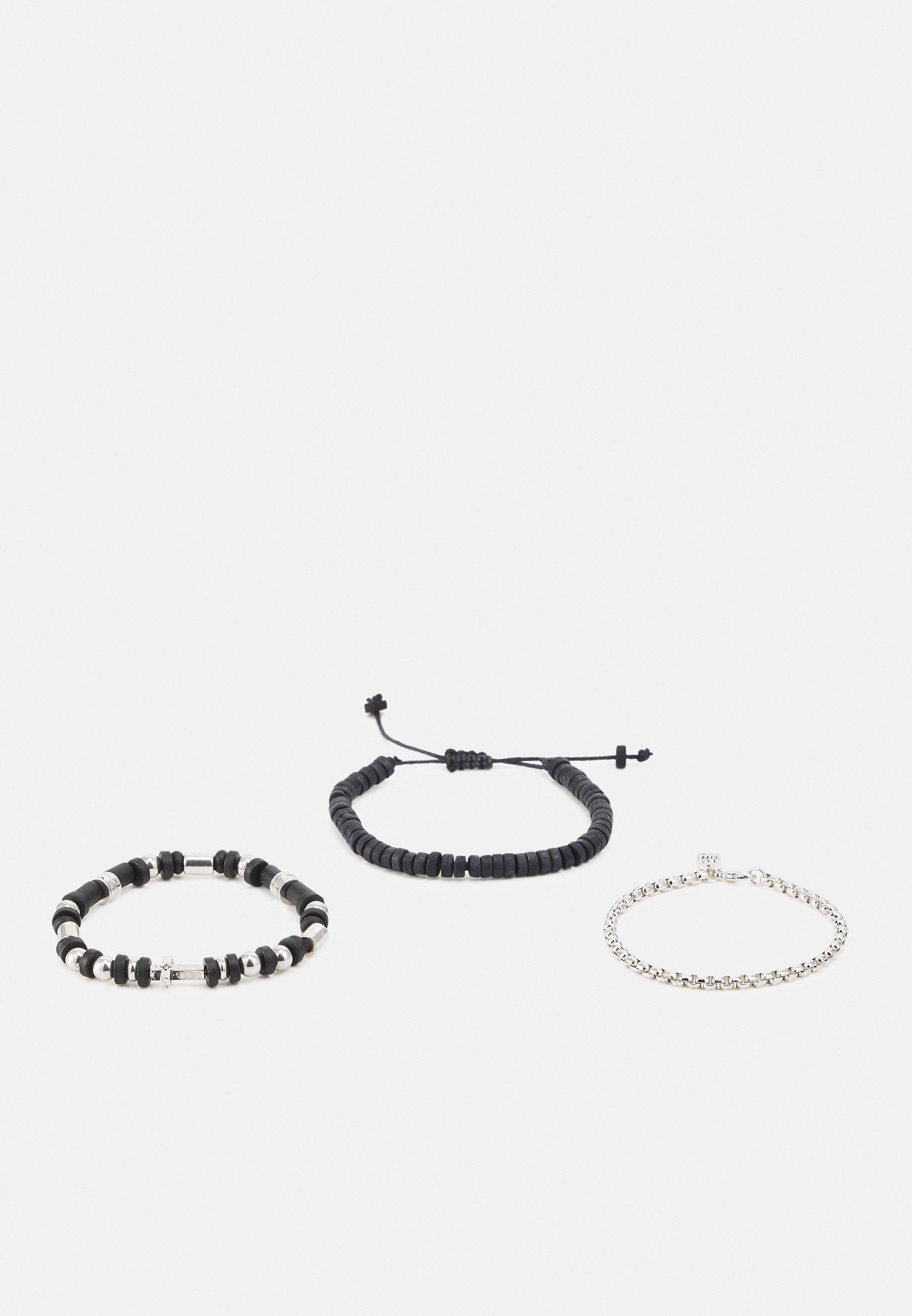 Homme LUXE STRETCH BRACELET COMBO 3 PACK - Bracelet