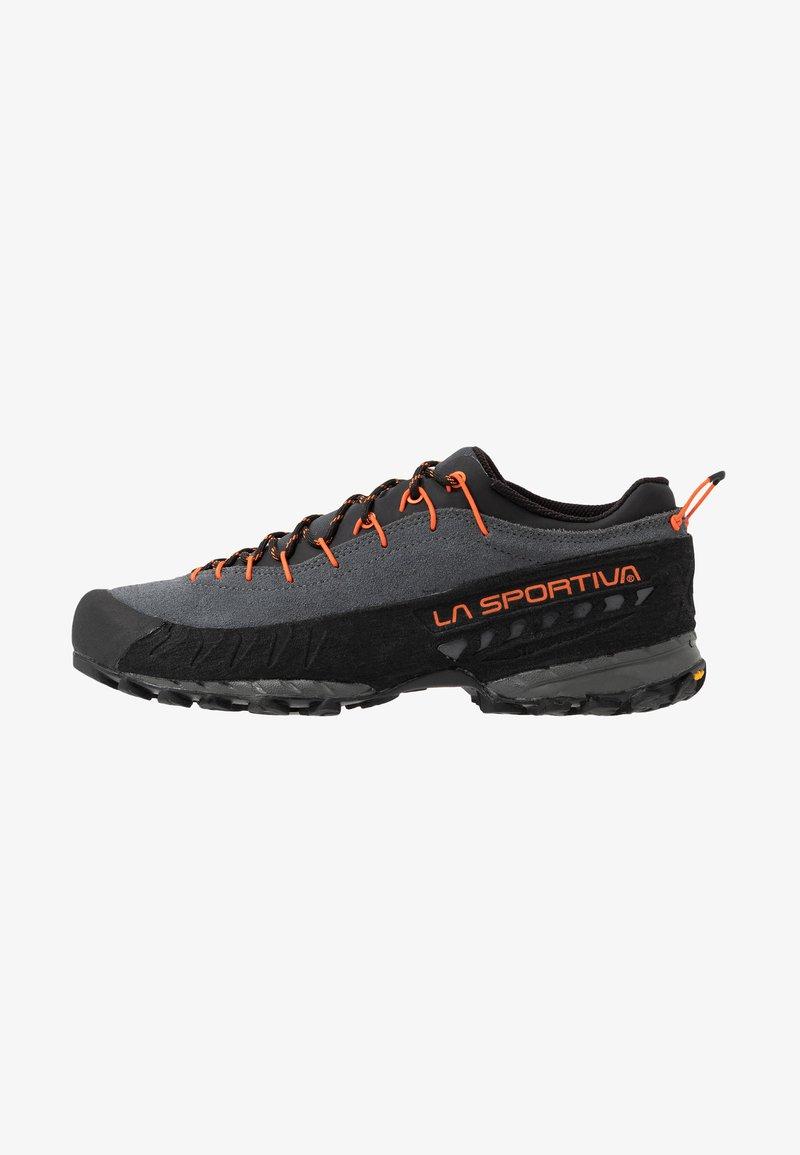 La Sportiva - TX4 - Climbing shoes - carbon/flame