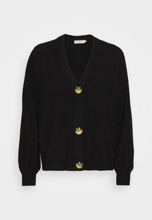 Cardigan - pitch black