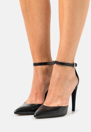 VEGAN DALINNA - Zapatos altos - other black