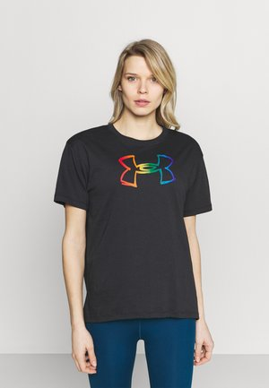 PRIDE GRAPHIC - T-shirts med print - black
