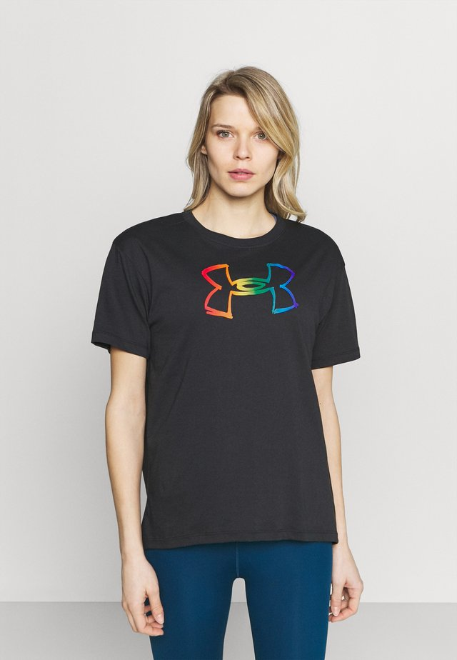 PRIDE GRAPHIC - T-Shirt print - black