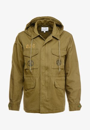 WOODSTOCK OBJECTOR JACKET - Summer jacket - olive