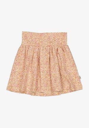 SELMA - A-line skirt - moonlight flowers