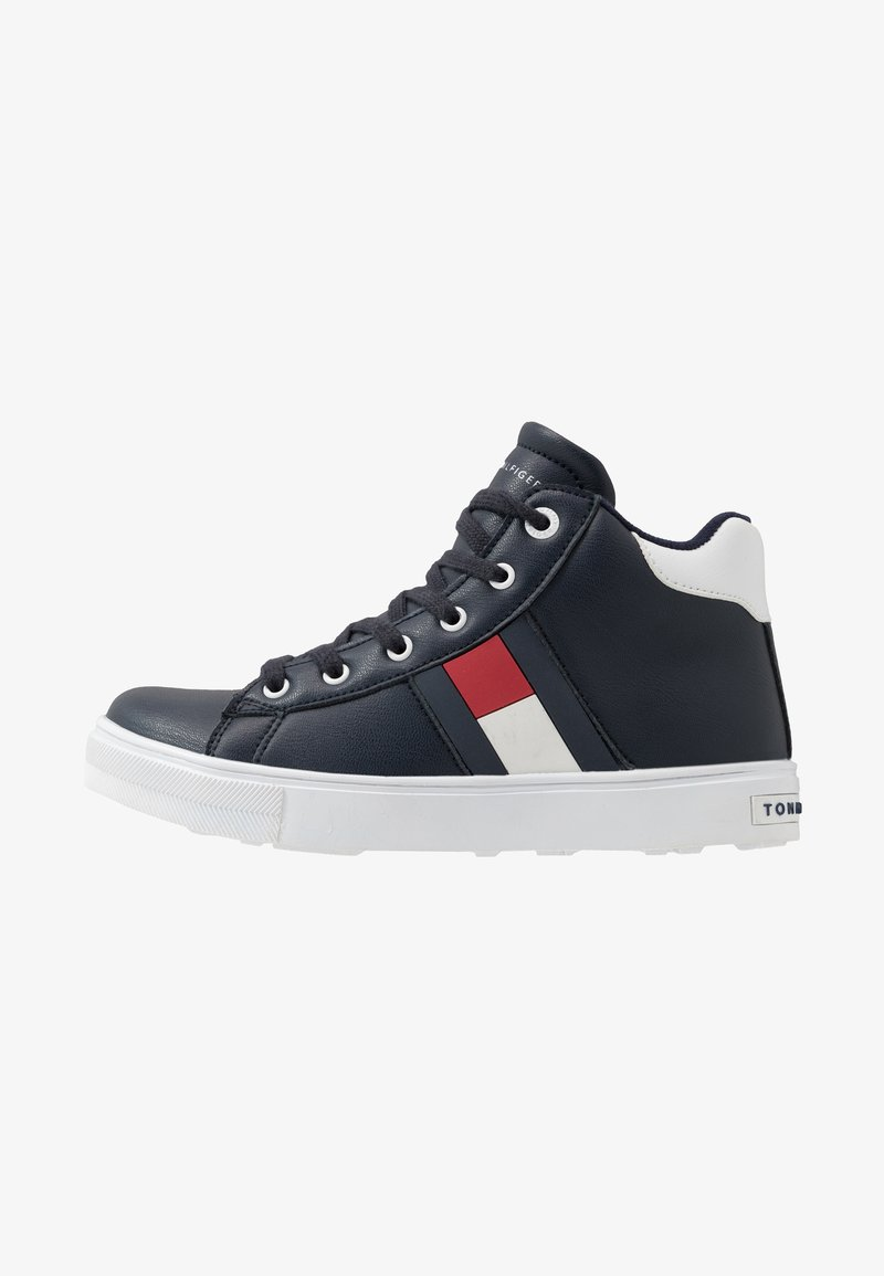 Tommy Hilfiger - High-top trainers - blue