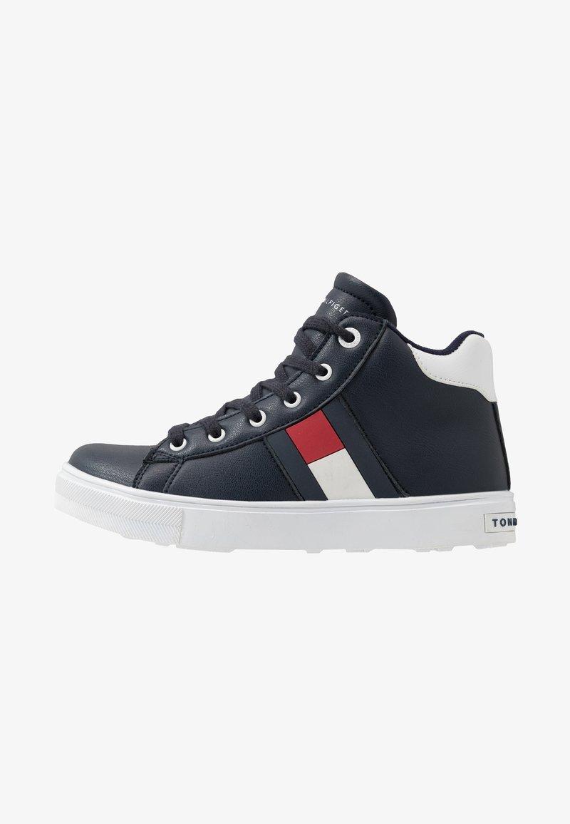 Tommy Hilfiger - Sneaker high - blue