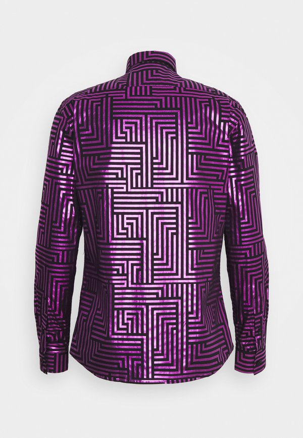 Twisted Tailor SAYAGATA SHIRT - Koszula - hot pink/rÓżowy Odzież Męska CHFN