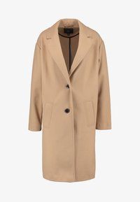 Dorothy Perkins Tall - UNLINED CROMBE - Zimní kabát - camel - 4
