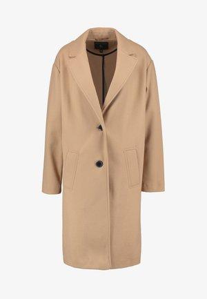 UNLINED CROMBE - Classic coat - camel