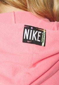 Nike Sportswear - Hoodie - sunset pulse/black - 3