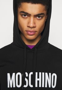 MOSCHINO - Hoodie - black - 3