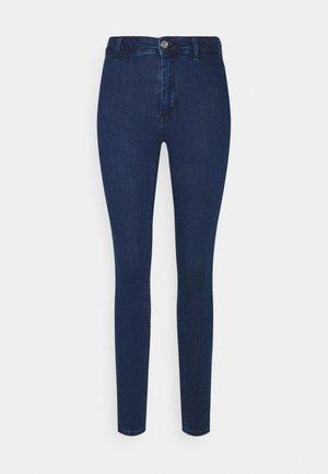 ONLBLUSH LIFE BOX - Jeansy Skinny Fit - medium blue
