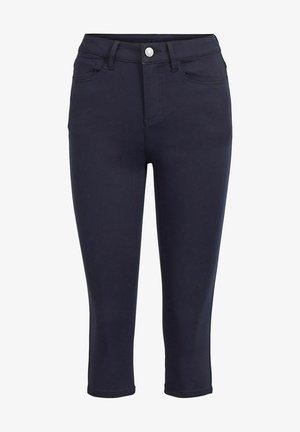 CAPRI - Jeansshort - navy blazer