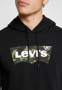 Levi's® - GRAPHIC  - Huppari -  mineral black - 4