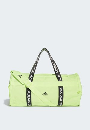 4ATHLTS DUFFEL BAG MEDIUM - Sports bag - green
