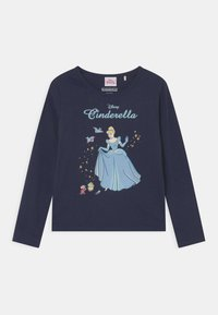 Staccato - DISNEY PRINCESSES SNOW WHITE CINDERELLA 2 PACK - Long sleeved top - off-white/dark blue - 2