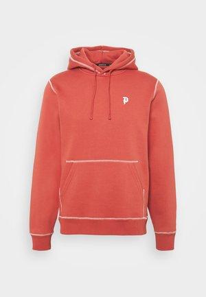 CLIVER HOOD - Sweatshirt - red