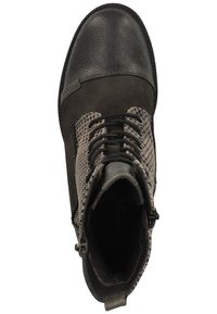 Mustang - Lace-up ankle boots - graphit 259 - 1