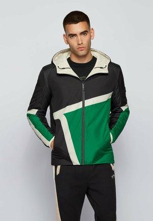 REVERSIBLE - Light jacket - open white