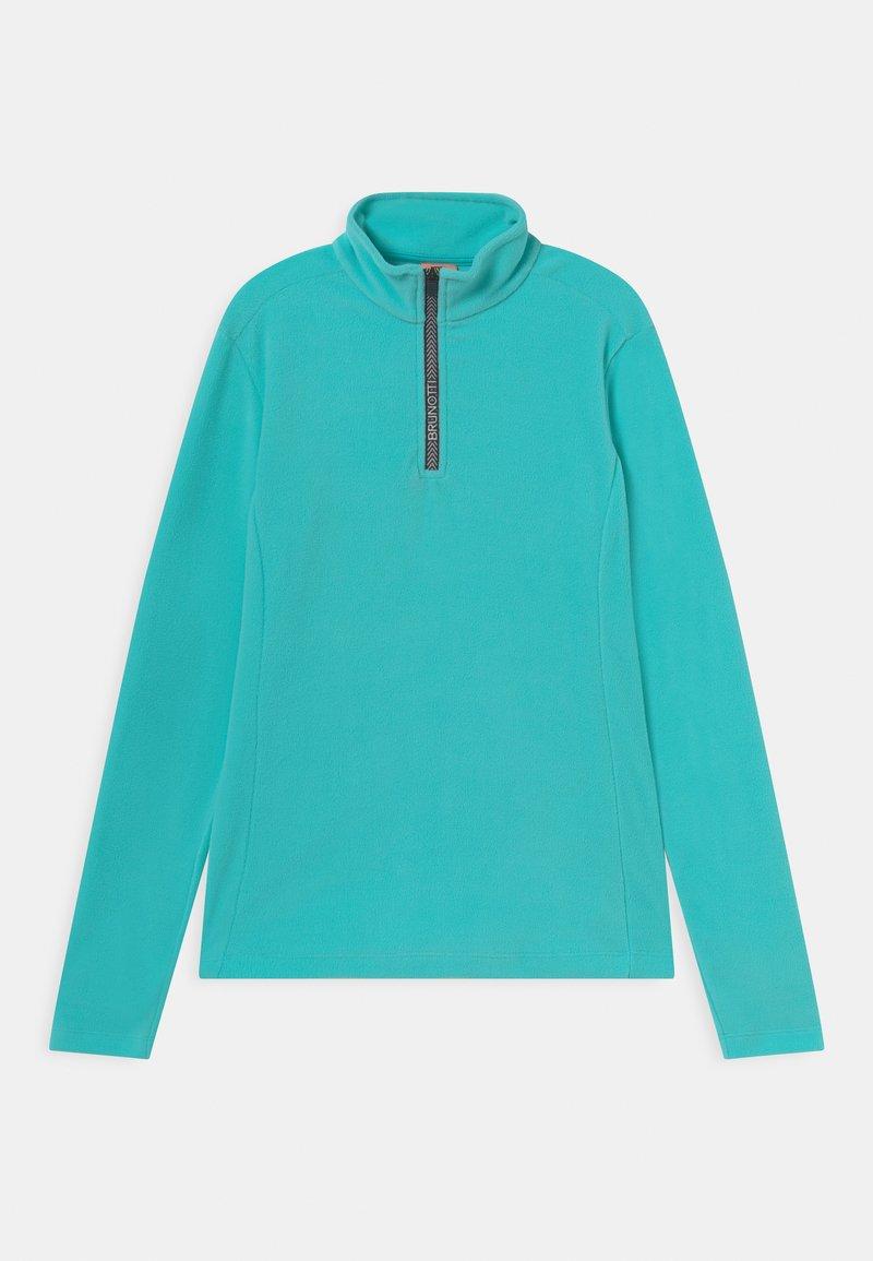 Brunotti - MISMY GIRLS - Fleece jumper - spearmint