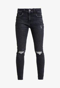 River Island Petite - Jeans Skinny Fit - grey - 4