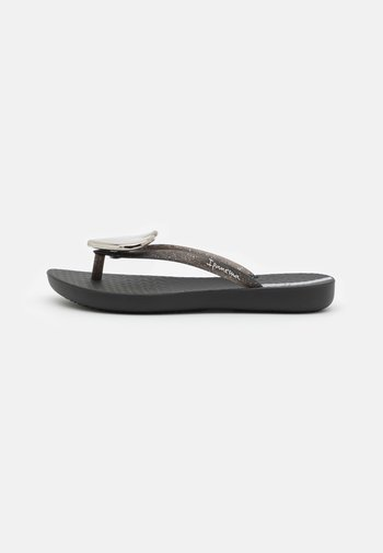 MAXI FASHION KIDS - T-bar sandals - black