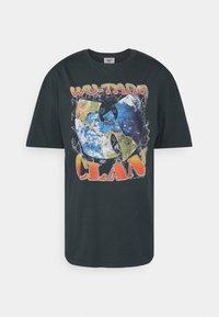 Revival Tee - WU-TANG CLAN UNISEX - Print T-shirt - black - 0