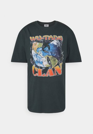 WU-TANG CLAN UNISEX - T-shirt con stampa - black