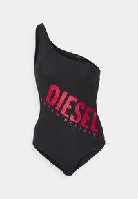 Diesel - UFBY-JANE-R - Body - black/red - 4