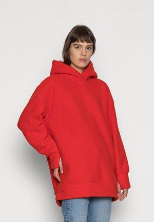 Hoodie - red