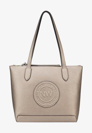 HUNTINGTON - Shopping bag - dusty bronze