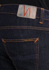 Nudie Jeans - TIGHT TERRY - Vaqueros pitillo - rinse twill - 4
