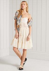 Superdry - ALANA - Day dress - buttercream - 1