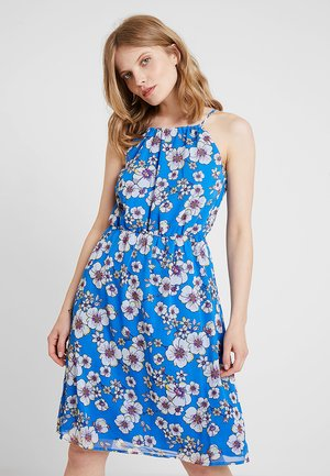 Denní šaty - cobalt