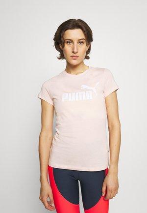 LOGO TEE - T-shirt imprimé - lotus
