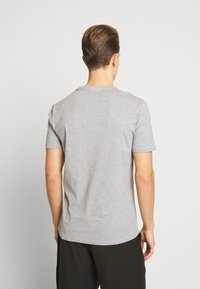 Pier One - T-shirt print - mottled grey - 2