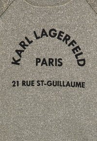 KARL LAGERFELD - DRESS - Jumper dress - lime - 2