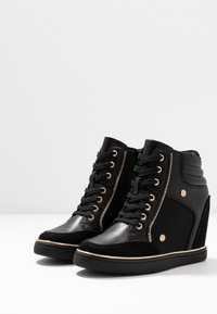 Anna Field - High-top trainers - black - 4