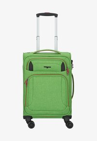 Hardware - AIRSTREAM  - Wheeled suitcase - bright green - 0