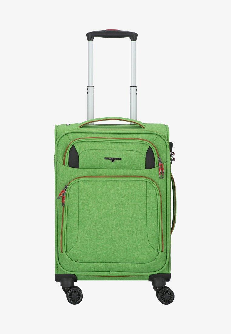 Hardware - AIRSTREAM  - Wheeled suitcase - bright green