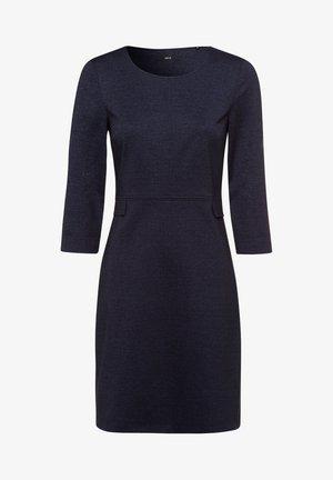 IN DENIM OPTIK - Shift dress - dark blue