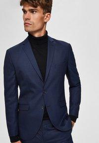 Selected Homme - BLAZER SLIM FIT - Blazere - dark blue - 3