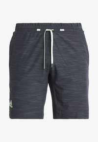 adidas Performance - SHORT - Sports shorts - carbon - 4