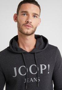 JOOP! Jeans - ALFREDO - Sweat à capuche - anthracit - 4